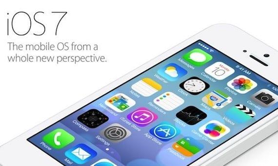 ios71 Aplicaciones que se verán afectadas por el lanzamiento de iOS 7