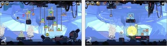 angry birds star wars Angry Birds Star Wars y Angry Birds Space reciben nuevos niveles