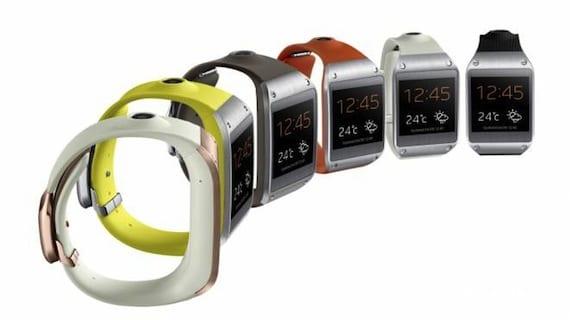 galaxy gear 2 Samsung se adelanta a Apple y lanza su smartwatch, el Galaxy Gear
