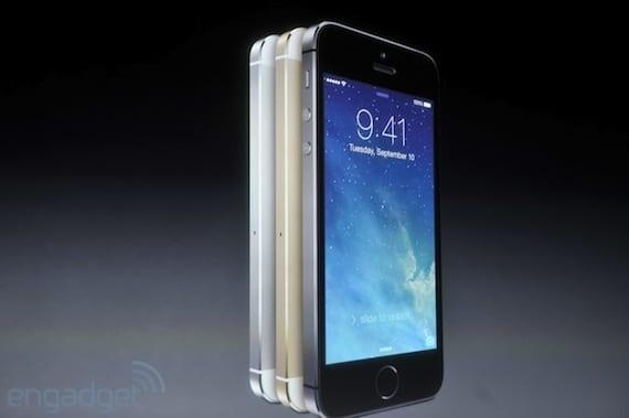 iphone 5s iPhone 5S, lo ya visto se hace realidad