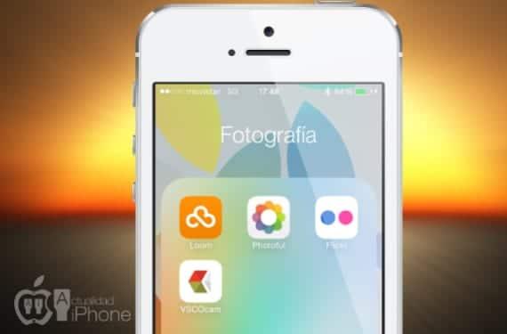 Fotografia Alternativas gratuitas a la aplicación Fotos de iOS 7