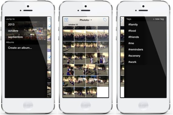 Photoful Alternativas gratuitas a la aplicación Fotos de iOS 7