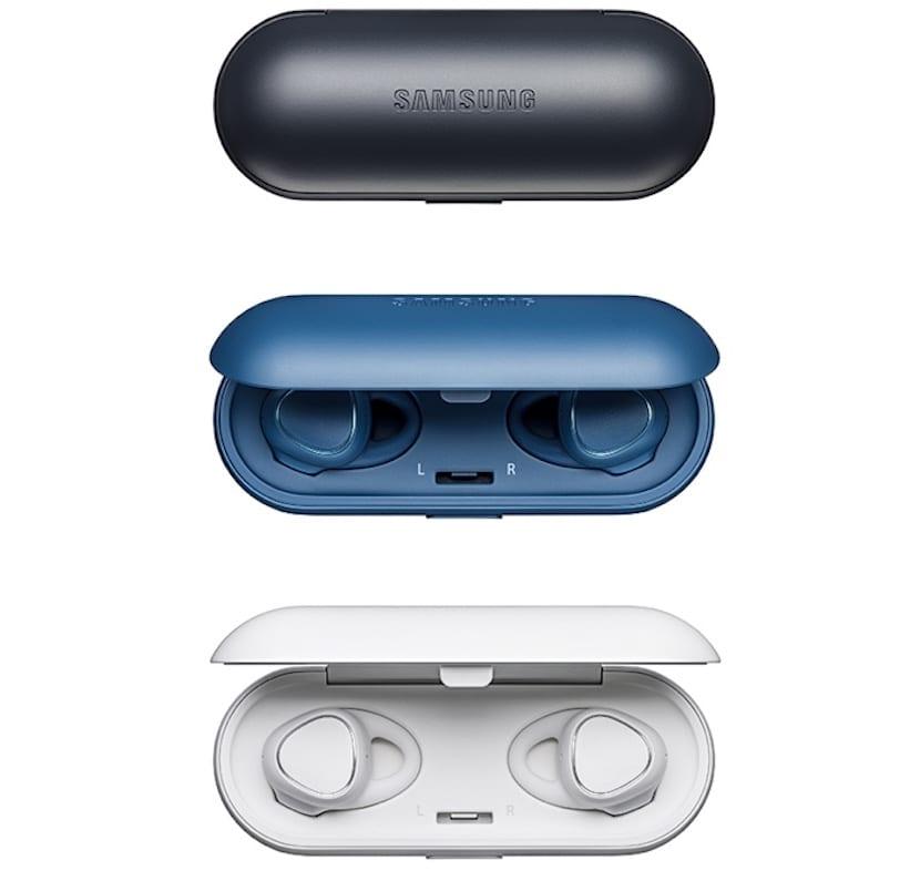 Saumsung Gear IconX. los nuevos auriculares de la marca coreana
