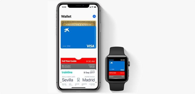 Configurar Apple® Pay en el iPhone® X