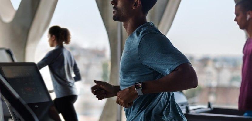 Gymkit en el Apple® Watch