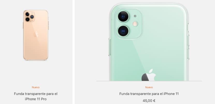 Funda transparente para el iPhone 11 - Apple (ES)