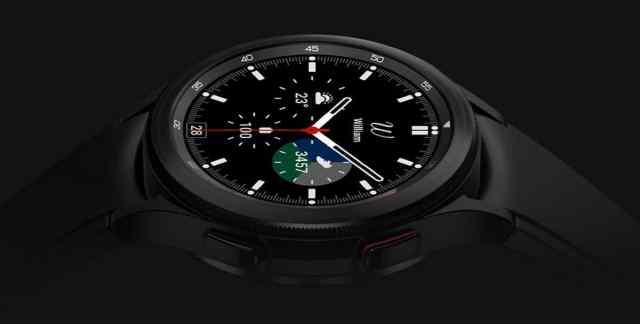 Galaxy Watch Series 4