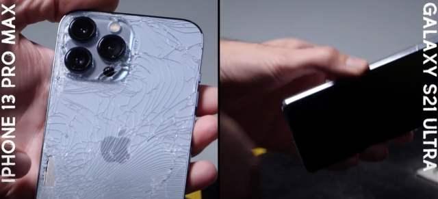 iPhone 13 roto