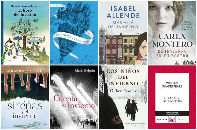 8 Libros Para El Invierno Y Del Invierno, Estación Ideal