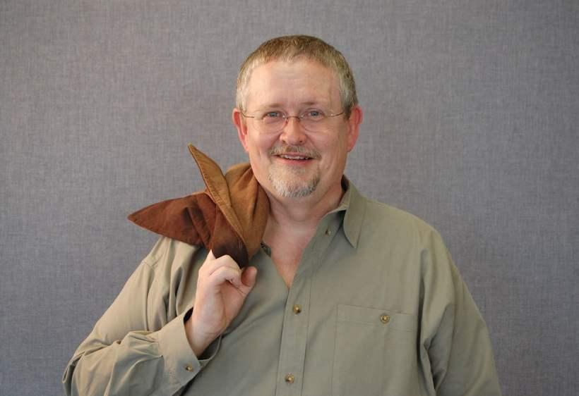 Orson Scott Card, el autor de El juego de Ender