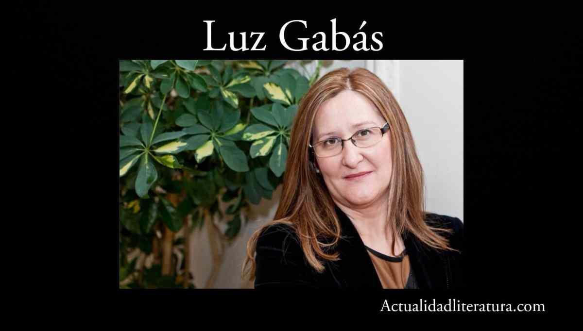 Luz Gabás.