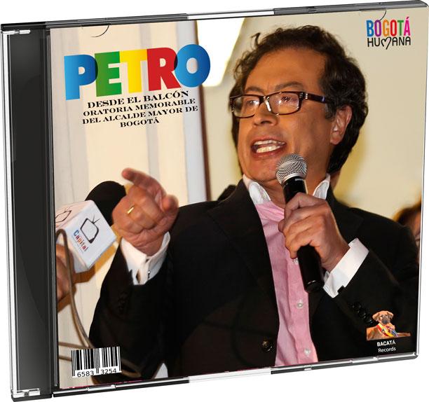 El disco premiado.