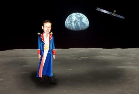 Apareció Arias gracias a los sensores de la sonda espacial Rosetta
