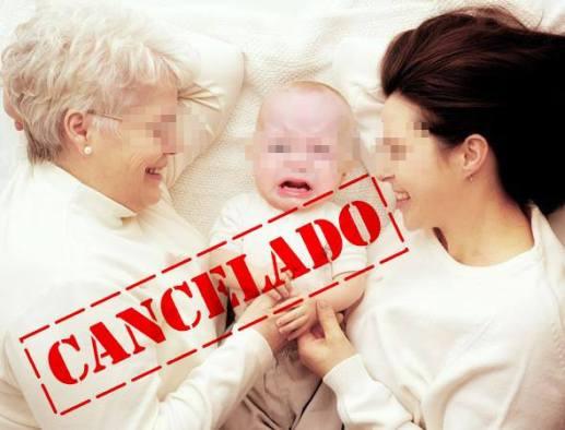 La adopción del menor fué cancelada ya que argumentan que la abuela y la tía son personas del mismo sexo
