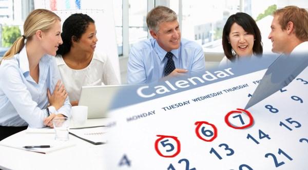 Los ejecutivos que programen más de tres reuniones a la semana, serán sancionados por el ministerio de trabajo