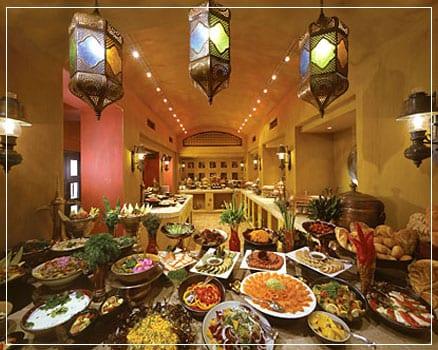 Unas cuantas costumbres culinarias interesantes  Arabia