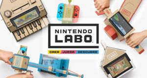 Nintendo Labo actualizatumovil switch joycon DIY