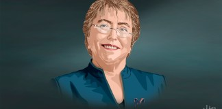 Michelle Bachelet/ Actuall-AMB