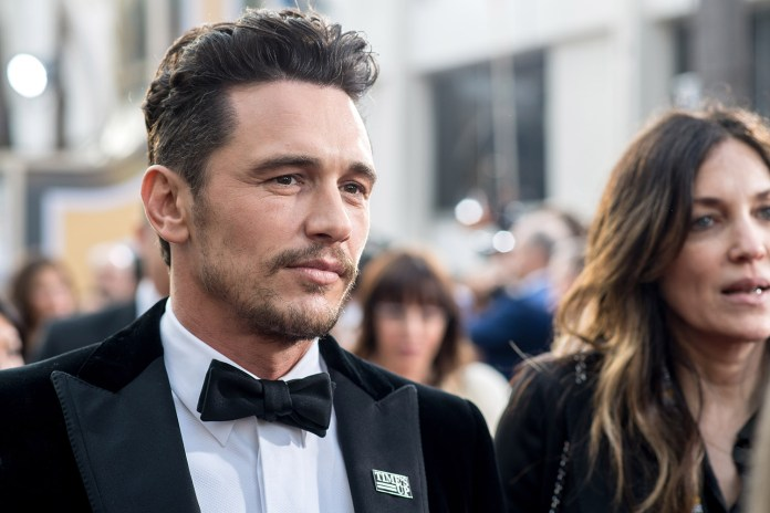 James Franco, nominado a un Globo de Oro por su actuación en el musical 'The Disaster Artist' /HFPA