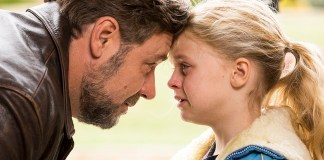 Russell Crowe protagoniza 'Padres e hijas'. /Lakeshore Entertainment