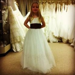 Finally she got to be a princess