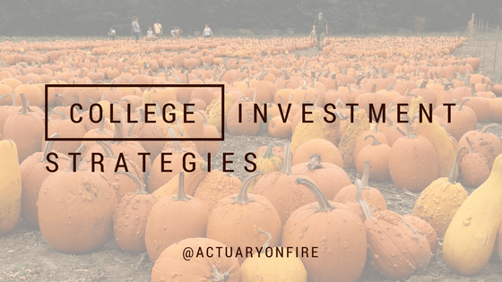 College Investment Strategies