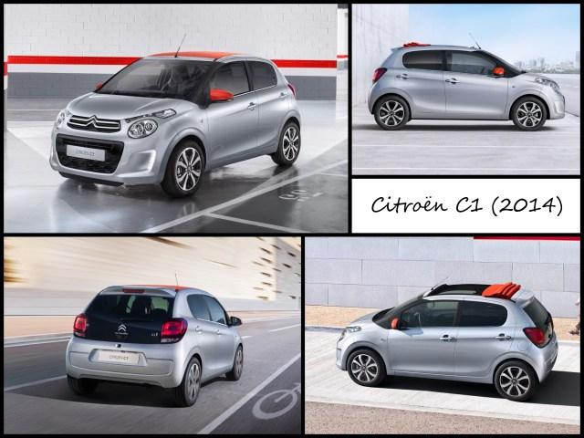 Montage Citroën C1 2014