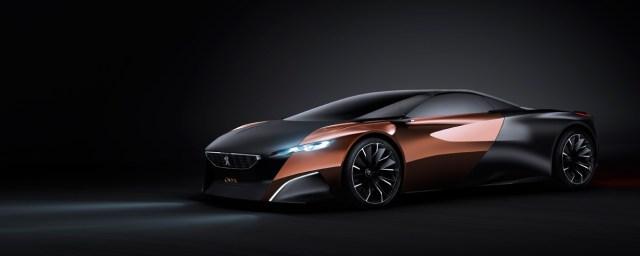 Le concept-car Onyx / Mondial de Paris 2012