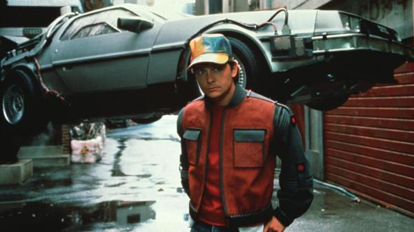 Marty McFly (Michael J. Fox)