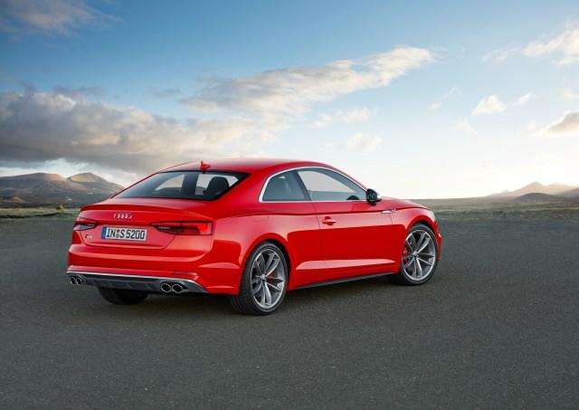 La version sport S5 sera dotée d'un nouveau V6 3.0