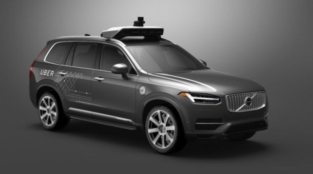 Uber s'associe à Volvo pour ses technologies autonomes