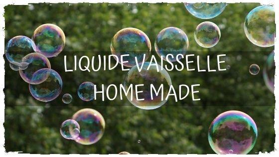You are currently viewing Fabriquez votre liquide vaisselle ecolo!