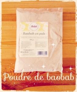 Read more about the article Connaissez vous la poudre de baobab?