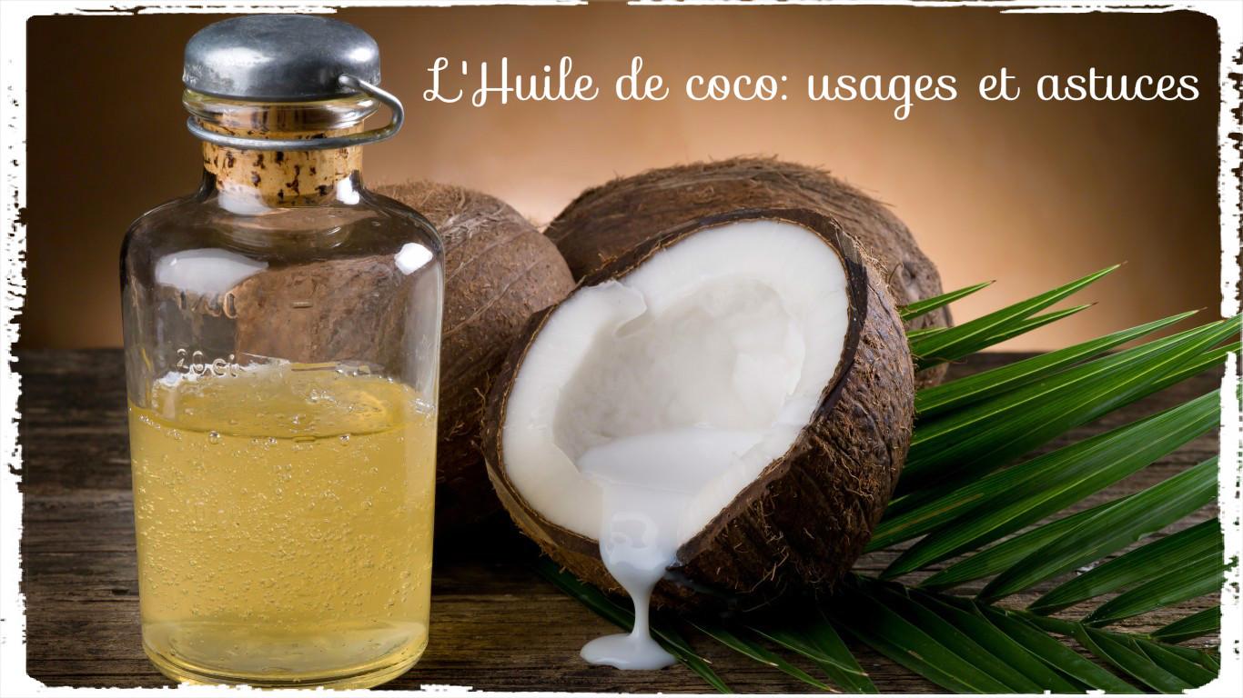 You are currently viewing Connaissez vous les vertus et usages de l'huile de coco?