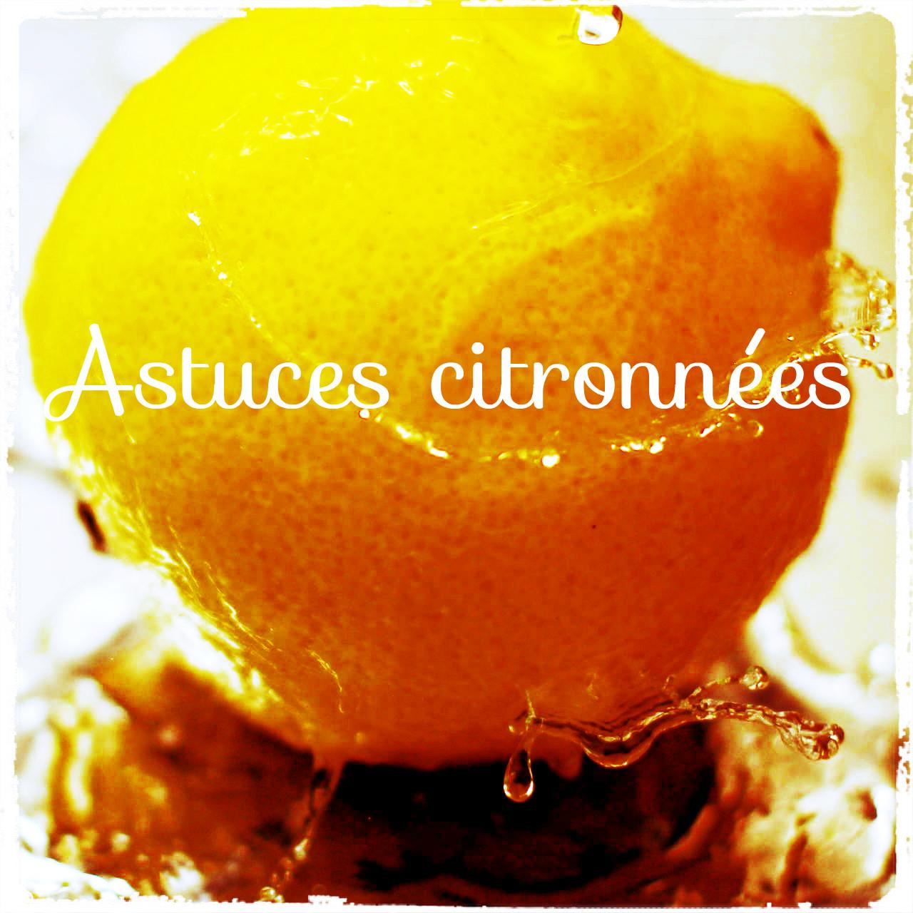 15 astuces avec la peau du citron