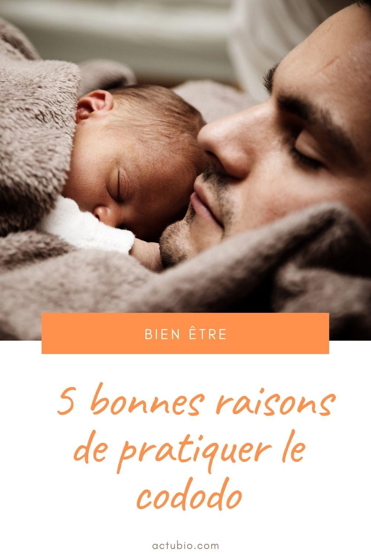 You are currently viewing 5 bonnes raisons de pratiquer le cododo avec son bébé
