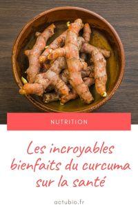 Read more about the article Les incroyables vertus du curcuma sur la santé