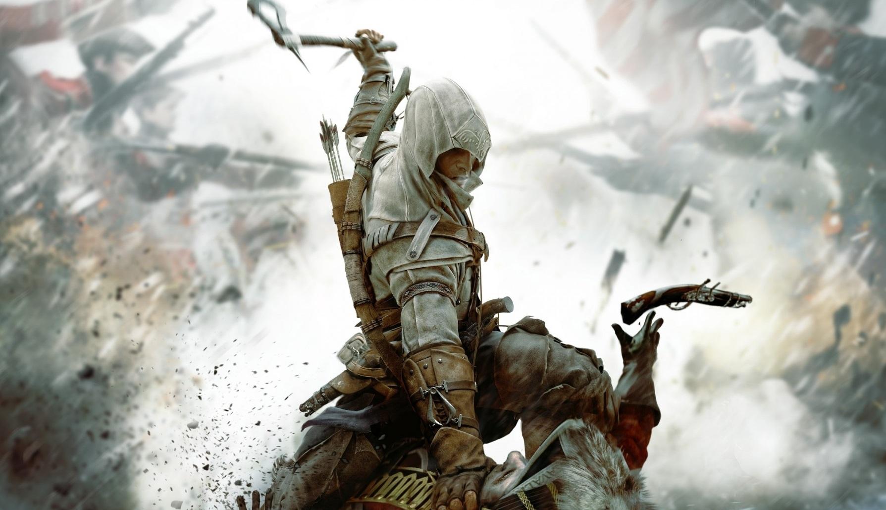 Assassins Creed III Le Jeu Gratuit Ce Mois Ci Pour Les