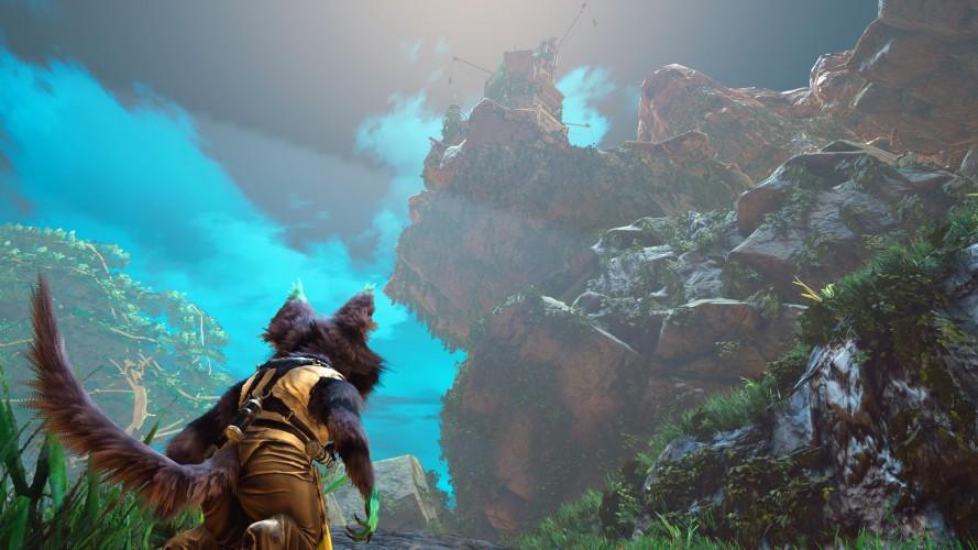 Biomutant nous montre ses versions PC, PS4 et Xbox One avec du gameplay
