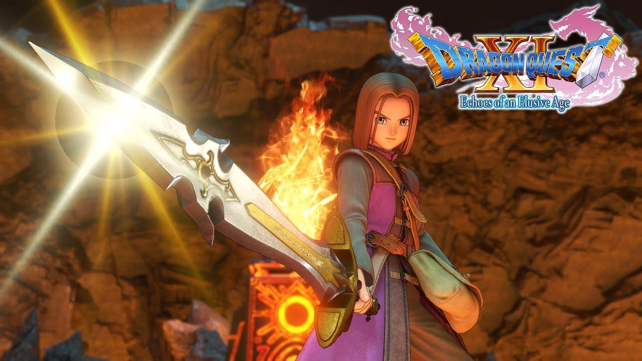 E3 2018 : Dragon Quest XI revient via un nouveau trailer