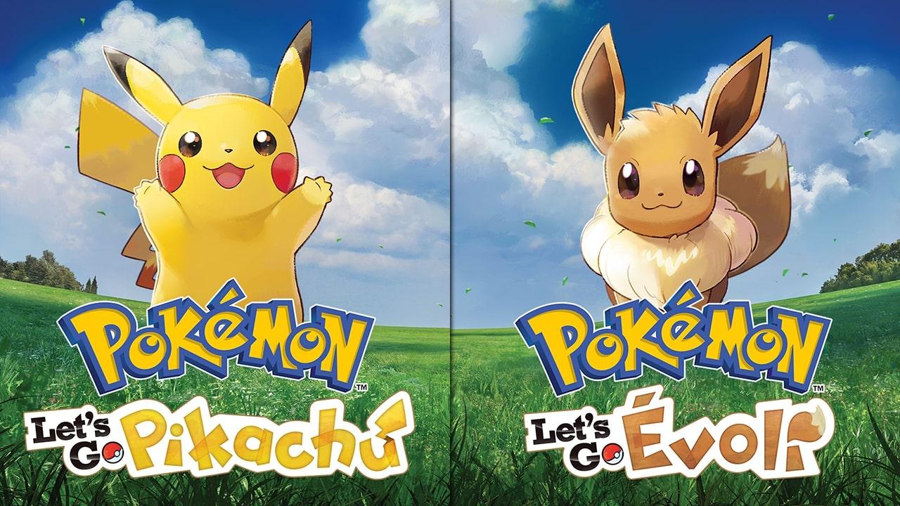 Pokémon Let's Go : Une présentation en direct ce vendredi