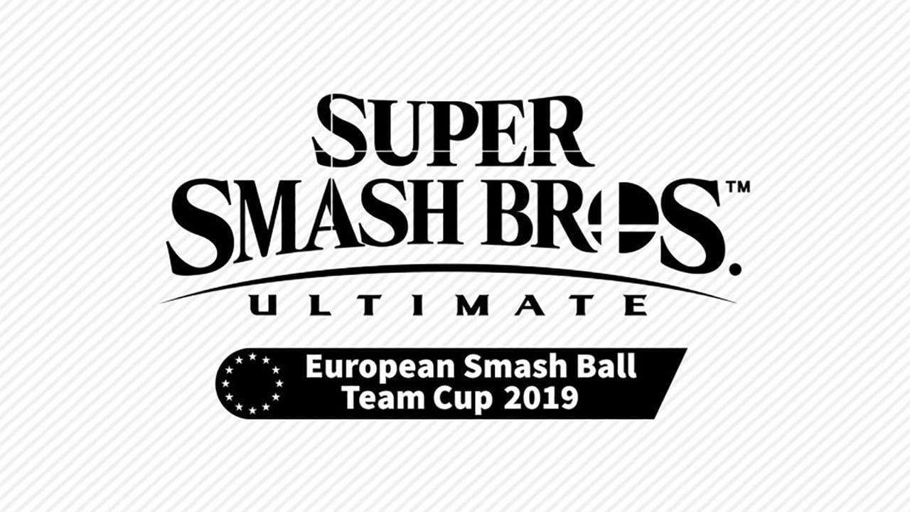 Super Smash Bros Ultimate aura sa European Smash Ball Team Cup