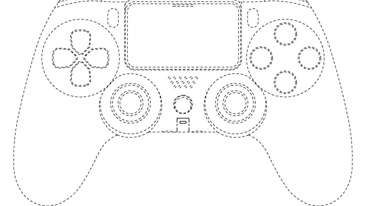 PlayStation 5 : La DualShock 5 dévoilée par un brevet