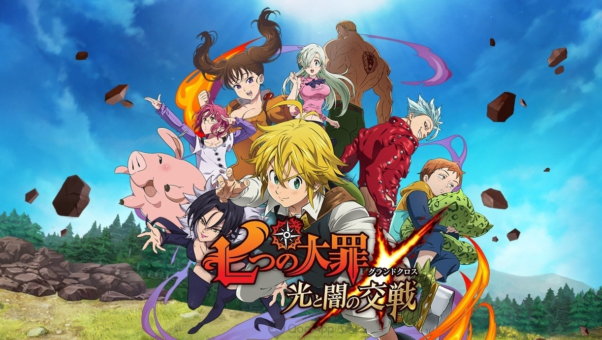 The Seven Deadly Sins: Grand Cross | Guide complet