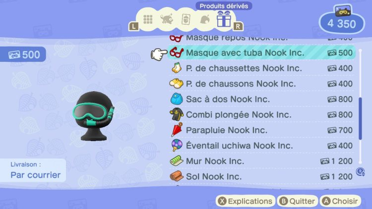 [LEITEN] :  Wie schwimmt und schnorchelt man in Animal Crossing New Horizons?  Teil eins