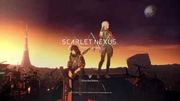 Aperçu Scarlet Nexus – Nos impressions sur la démo disponible sur Xbox One et Xbox Series