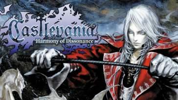Castlevania Advance Collection a été repéré sur un listing australien