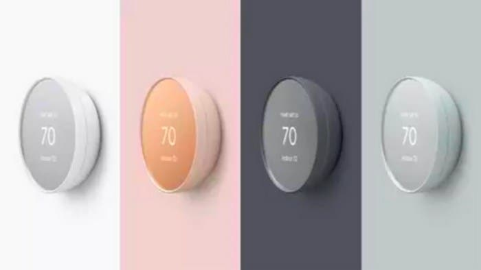 Thermostat Google Nest