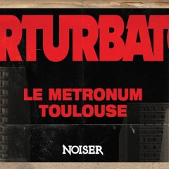 PERTURBATOR +  The Algorithm + Toucan @u Metronum