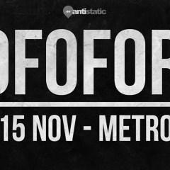 LOFOFORA + KOBAYE KORP @u Metronum
